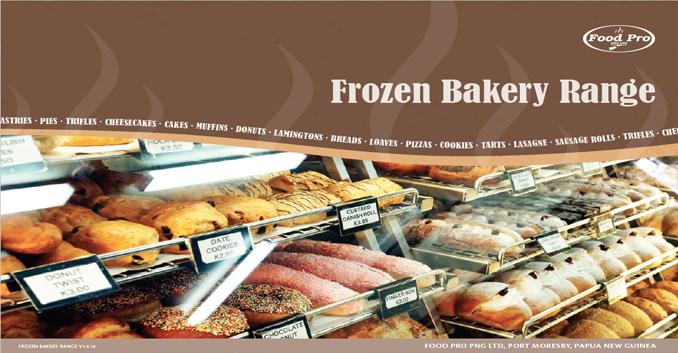 Frozen Bakery