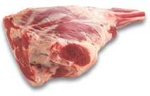 Lamb Leg (Chump On or Chump Off)