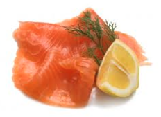 Sea Smoked and Sliced Salmon
